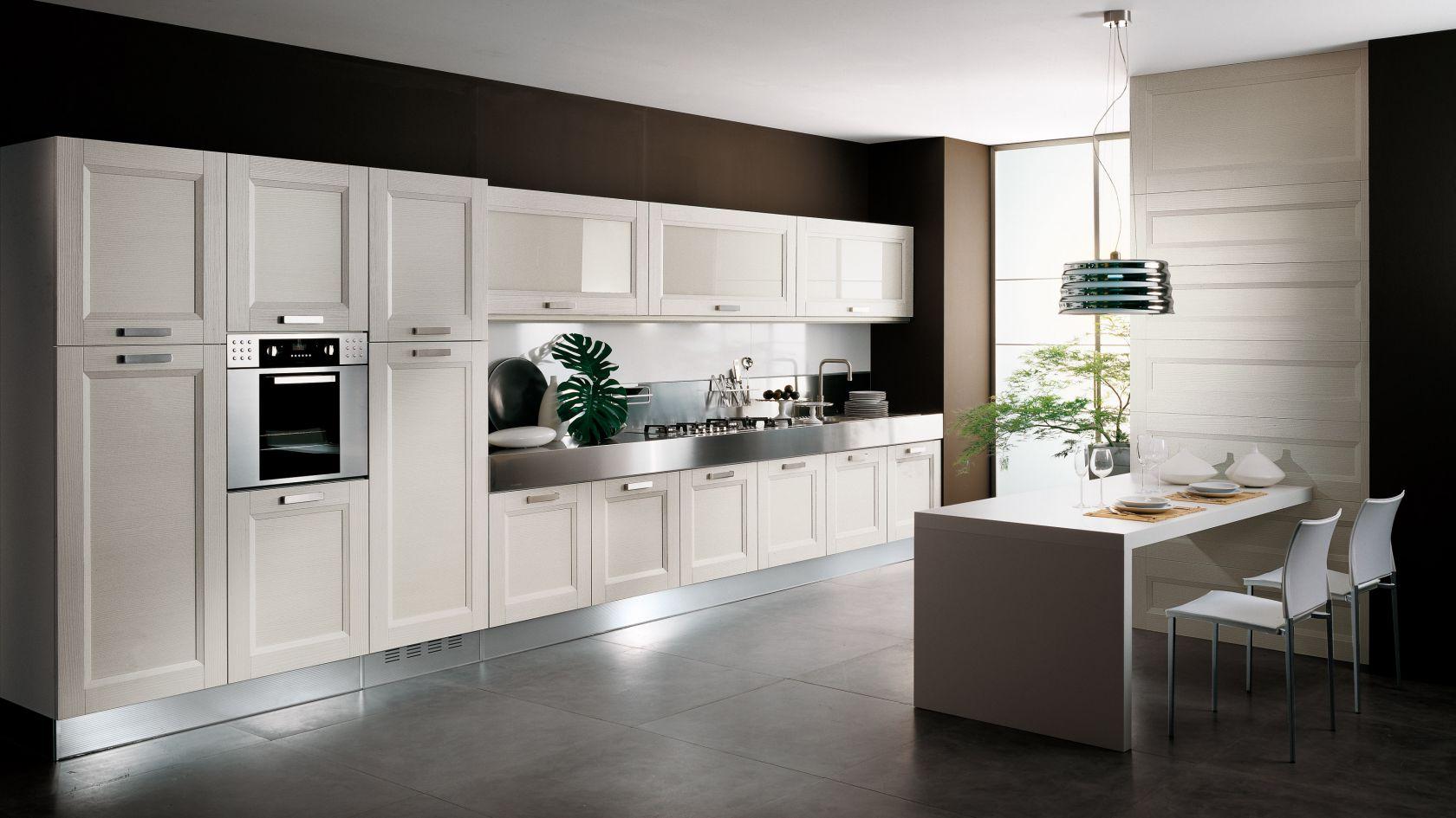 Cucine Effequattro Casa Arredi Di Bonari #4B5D45 1680 945 Ebay Top Cucina Laminato