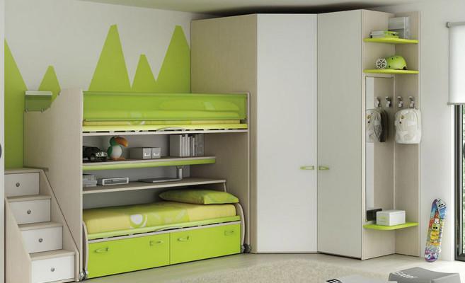 Camerette Moretti Compact - Casa Arredi di Bonari